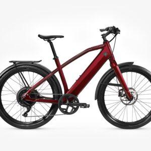 Stromer ST1 Sport Deep Red