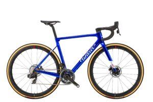 WILIER 0 SLR - E5 ADMIRAL BLUE