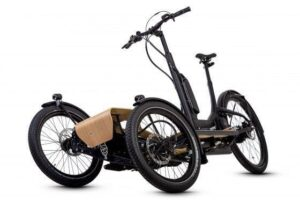 HNF-Nicolai CD1 Cargo Bike