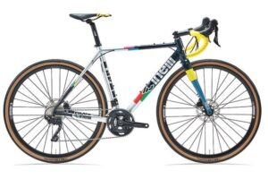 """Cinelli Zydeco Bicycle """"Chasing After Rainbows"""""""