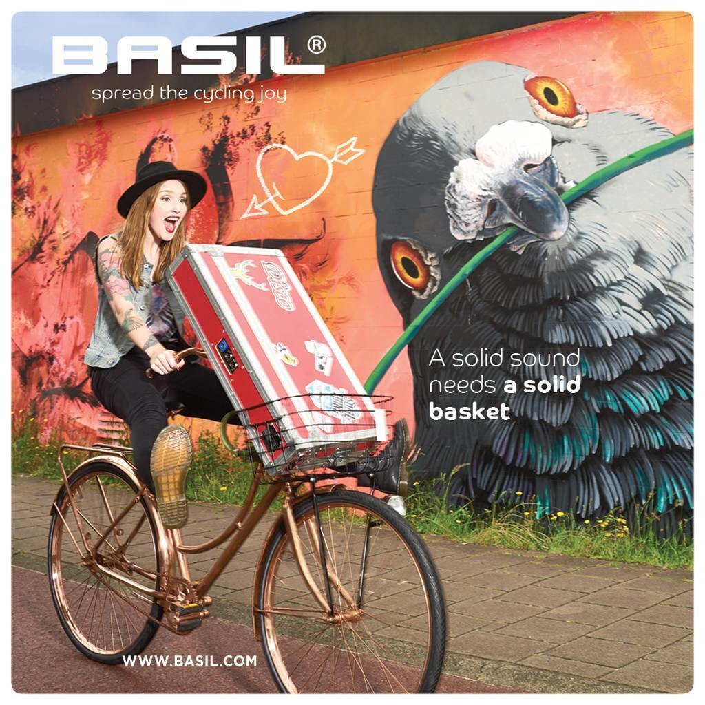 Basile Robin forkurv sølv