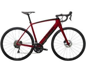Domane Plus ALR 2022 Crimson Red:Trek Black